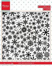 Marianne Design Clear Rubber Stamps ICE CRYSTALS  CS0944  130x130mm *