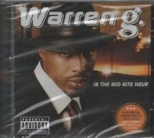 WARREN G  In the Mid-Nite Hour CD ALBUM  NEW - NOT SEALED
