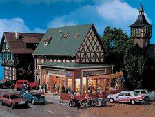VOLLMER HO SCALE 1/87 LUIGI'S PIZZERIA BUILDING KIT | SHIPS FROM USA | 43681