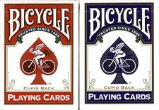 12 New Bicycle CUPID GOLD TRIM Playing Cards Red/ Blue