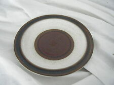 C4 Pottery Denby Potters Wheel Tan Side Plate 17cm 3B6B