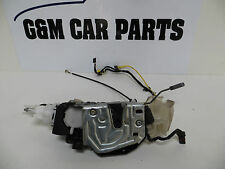 MERCEDES S CLASS W220 DRIVER RIGHT SIDE FRONT DOOR LOCK MECHANISM 2207206235