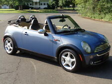 Mini: Cooper Convertible 5-SPEED! LIKE NEW TIRES! LOADED!