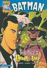 Batman: Two-Face's Double Take (DC Super Heroes (Quality))-ExLibrary