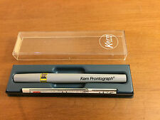 KERN PRONTOGRAPH RAPIDOGRAPH TECHNICAL DRAWING PEN MADE IN SWISS, NEW 0.20 mm