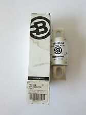 COOPER BUSSMAN FWH-250A SEMICONDUCTOR FUSE 250A 500V AC/DC
