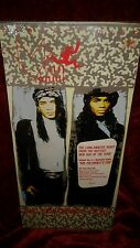 NEW LONGBOX CD MILLI VANILLI GIRL YOU KNOW IT'S TRUE 1989 1ST US CD PRESSING