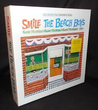 "BEACH BOYS SMILE SESSION DELUXE BOX SET W/ 5 CD + 2 180G LP + 2-7"" NEW SEALED"