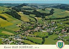AK aus Bad Schönau, Alpine Luftbild, Niederösterreich    28/11/14