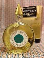Vintage 1990s Mitsouko Guerlain 1.7 oz 50 ml Cologne SEALED Boxed OLD FORMULA