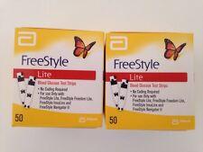 FREE Style Lite (50x2 = 100 Sangue Glucosio Strisce)