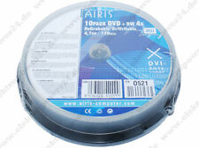 40 x Office 4.7 GB DVD-RW Gravable Regrabable 4x
