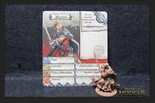 Zombicide Black Plague Kickstarter Exclusive William With Card