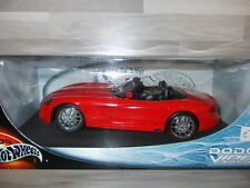 Hot Wheels 1/18 - Dodge Viper SRT-10  rot