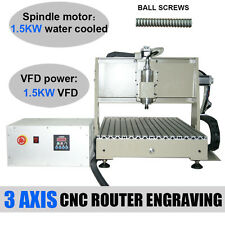 3 AXIS CNC6040 ROUTER ENGRAVER ENGRAVING DRILLING MILLING MACHINE CUTTER TOOL