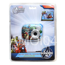 "Avengers Kids 2.1MP Digital Camera 1.5"" inch Preview Screen Create Movie *New"