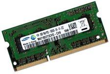 2GB DDR3 RAM 1333Mhz Speicher Samsung Netbook NC10 Plus (Ab Intel Atom N455)