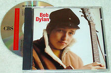 BOB DYLAN ~ Self-Titled Debut CD ~ RARE AUSTRIAN IMPORT ~  1st Pressing ~ MINT