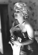 MARILYN MONROE * LARGE A3 SiZE QUALITY CANVAS PRINT