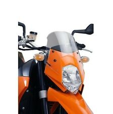 Puig Naked New Generation Windscreen 2009 KTM 950 Superenduro Clear / 5053W