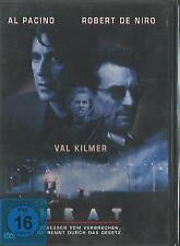 DVD - Heat - Al Pacino, Robert De Niro / #557