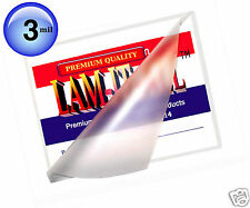 ( 300 pc ) Hot 3 Mil Letter size LAM-IT-ALL Laminating Pouches 9 x 11-1/2 Clear
