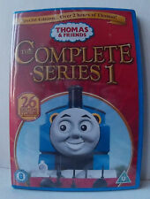 Thomas the Tank Engine and Friends Series 1 (1984) Ringo Starr NEW DVD