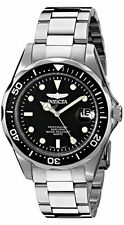 Invicta Men's 8932 Pro Diver Collection Silver-Tone Watch New Gift