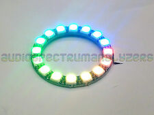 WS2812B 5050 NeoPixel Ring 16 Way Serial RGB LED with Integrated Controllers UK