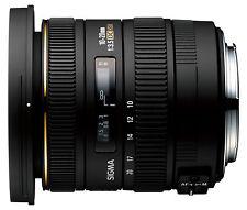 Sigma 10-20mm f3.5 EX DC HSM 3 anni Garanzia Mtrading ufficiale Italia x CANON