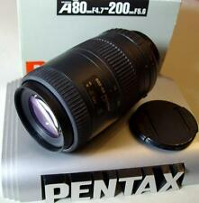 Pentax SMC zoom A 80-200mm F/4.7-5.6 AF Lens. K mount. NEW !