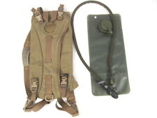 USMC Tactical Hydration System Carrier &  Bladder Canteen - Camelbak 3L