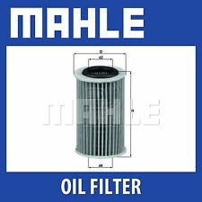 Mahle Oil Filter OX209D - Fits Renault Clio, Kangoo - Genuine Part