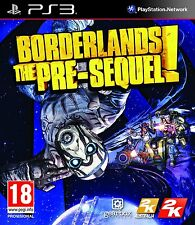 Borderlands: The Pre-sequel! PS3 NEW SEALED FAST DISPATCH