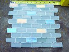 27sf glass iridescent metalic bathroom kitchen mosaic backsplash tile tiles