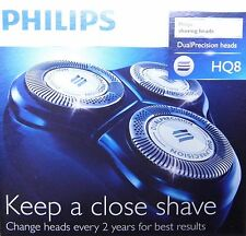 Lot de 3 Têtes de rasage HQ8 PHILIPS HQ8/50 pour série HQ71, HQ72, HQ73, HQ77...
