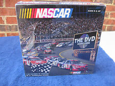 """Nascar """"The DVD Board Game"""" NEW FACTORY SEALED 2005"""