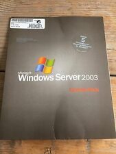 5er user CALS per Microsoft Windows 2003 Terminal Server con fattura IVA