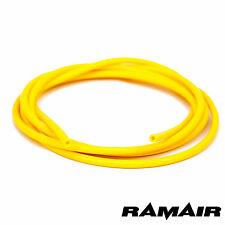 RAMAIR 4mm SILIKON VAKUUMSCHLAUCH ROHRLEITUNG - Kühlwasser Ablassventil Kühler