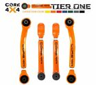 Upper and Lower Adjustable Front Control Arms TIER ONE Jeep Grand Cherokee WJ