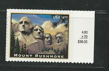2008 #4268 Mount Rushmore Priority Mail Stamp Mint NH