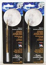 2 Packs Fisher Space Pen Refill SPR4 Medium Point Black Ink