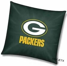 GREEN BAY PACKERS PILLOW OFFICIAL TOSS NFL FOOTBALL HOME BED SOFA SUPERBOWL TV