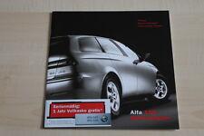 97746) Alfa Romeo 156 SW - Preise & technische Daten & Ausstattungen - Prospekt
