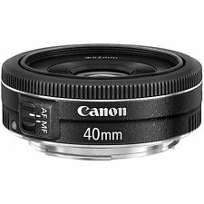New Canon EF 40mm f/2.8 STM Lens 6310B002 STM Aspherical