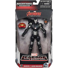 Marvel Legends 6'' War Machine - Hulkbuster BAF New Sealed