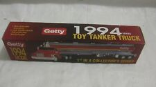 Getty Toy Tanker Truck With Lights & Sound Collector's Series 1994    NEW dc1528