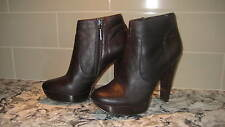 Calvin Klein Charlee Ankle Boots Size 7