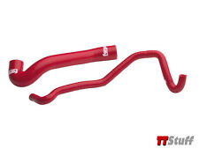 Forge Motorsport Ancillary Silicone DV Boost Hoses Audi TT 225 S3 - Red FM225AH