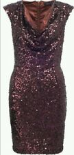 French Connection 'Sam Sequins'  dress BNWT UK 6 RRP £190